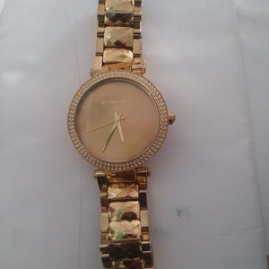 Authentic lk new Michael Kors Watch